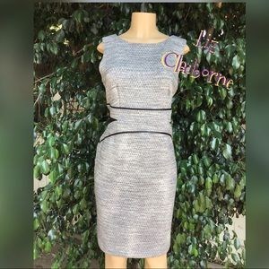 Liz Claiborne midi dress